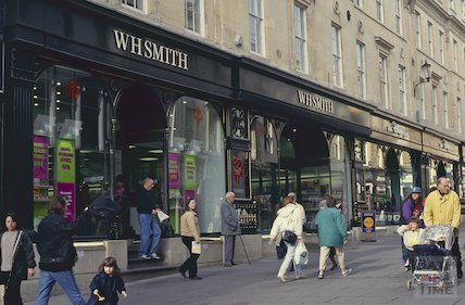 Union Street, Bath, March 1993