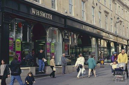Union Street, Bath, March 1993