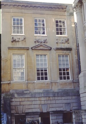 Ralph Allen's Town House, Bath, March 1993
