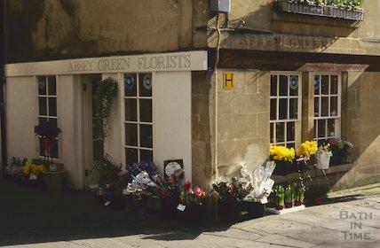 Abbey Green Florists, Abbey Green , March 1993
