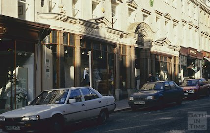 Jolly's, Milsom Street, March 1994