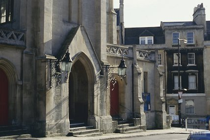Christ Church, Julian Road, Bath 1994