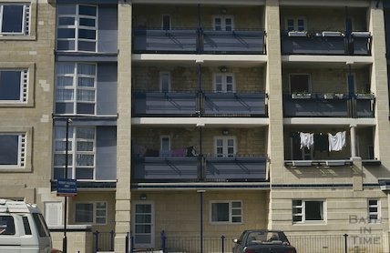Kingsmead Flats, April 1994