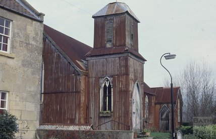 Bailbrook Tin Church, December 1994
