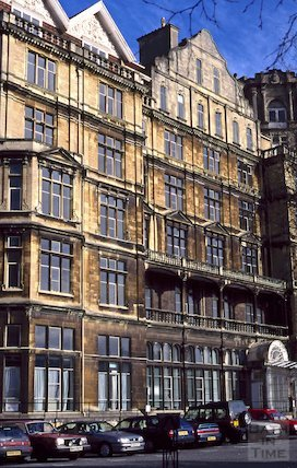 The Empire Hotel, March 1995