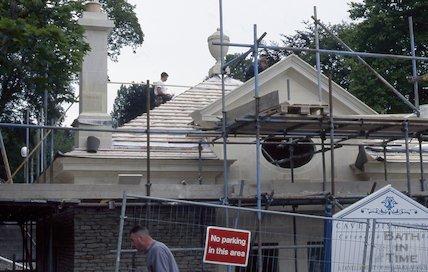 Cavendish Lodge, Cavendish Road, July 1996