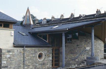 Widcombe School, October 1996
