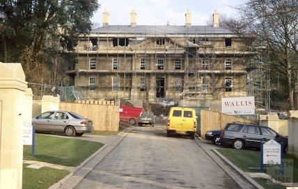 Cavendish Lodge, Cavendish Road, September 1996