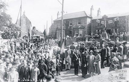 Paulton Jubilee, 1935