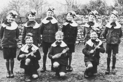 Mayday at Paulton, May 1931