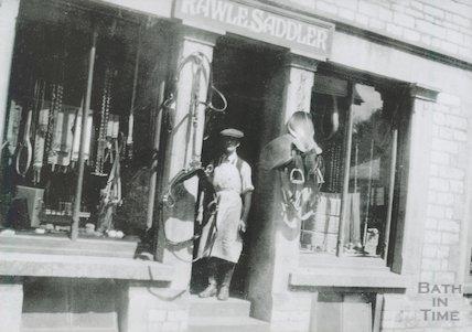 Rawle Saddler, Paulton, c.1910 / 1915