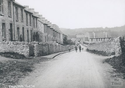 Tennis Court Road, Paulton, c.1910 - 1920