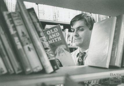 Library Week, November 1993