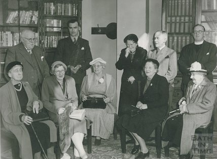 Library Committee, 1950s