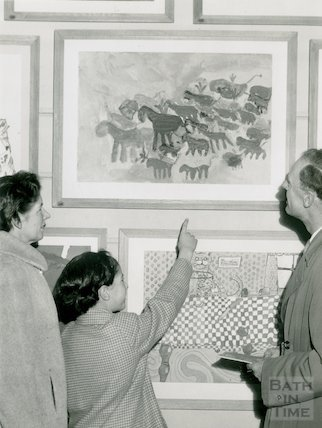 Daily Mirror Exhibition of Children's Art, 1963