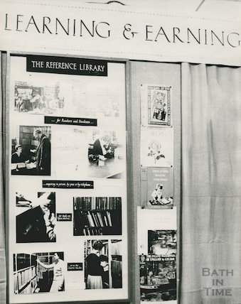 Learning and Earning, Reference Library