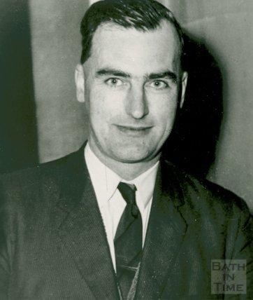 Mr Pagan, Presentation of Associateship to a Member of Staff, Municipal Library, 1961