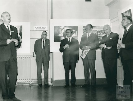 Exhibition of British Press Pictures of the Year Opening Ceremony, June/July 1970