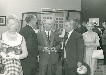 Opening of the T.U.C. Centenary Exhibition at 18 Queen Square, 31st May 1968