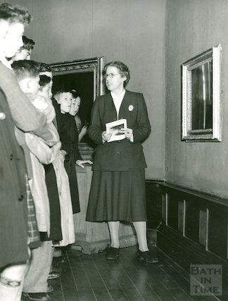 Victoria Art Gallery Events, Gainsborough Exhibition, 1949