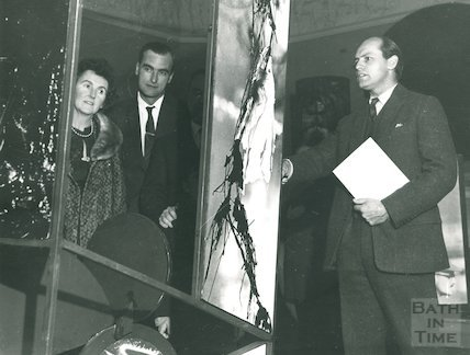 Victoria Art Gallery, Opening of Modfot One Exhibition, November 1967
