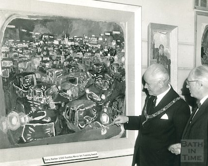 Daily Mirror Exhibition of Children's Art, Victoria Art Gallery, 1963