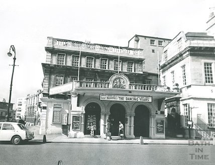 Theatre Royal general view, 1964