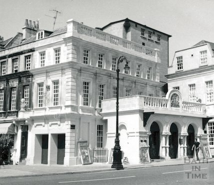 Theatre Royal, Sawclose, Bath, c.1975
