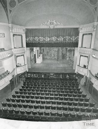 Theatre Royal Bath, Stage, 1964