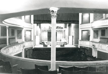 Theatre Royal, 1981