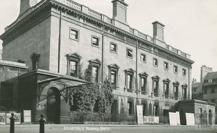 Assembly Rooms, South Side, c.1932