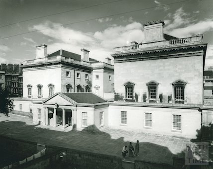 Assembly Rooms, Bath, c.1970s