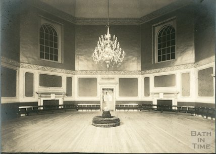 Assembly Rooms Ball Room, c.1909