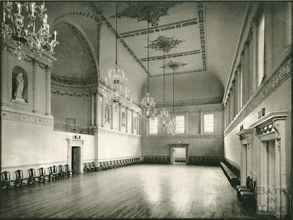 Assembly Rooms, Ball Room, 1939