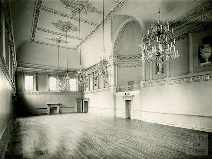Assembly Rooms Ballroom, c.1939