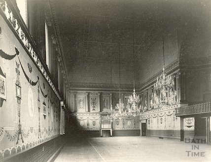 Assembly Rooms, Ball Rooms, c.1900