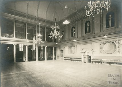 The Assembly Rooms, c.1909