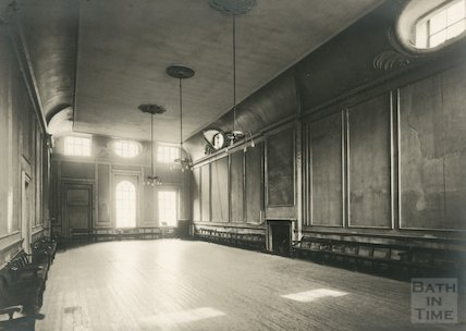 Assembly Rooms - Card Room, c.1909