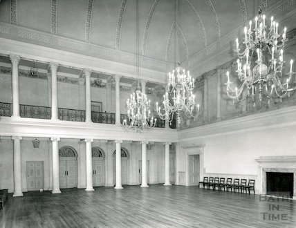 Assembly Rooms, Tea Room, c.1960s