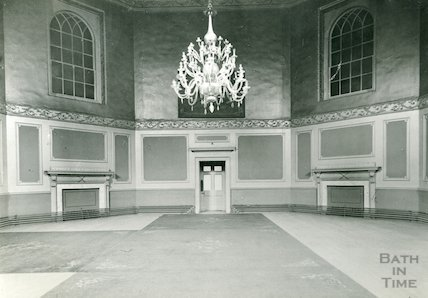 Assembly Rooms, the large Octagon Room, c.1930
