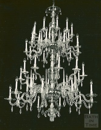 Assembly Rooms - Ballroom Chandelier.c.1950s