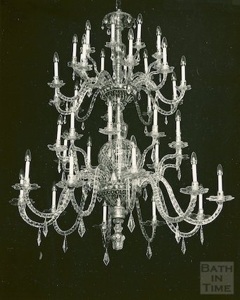 Assembly Rooms - Tea Room Chandelier, c.1950s