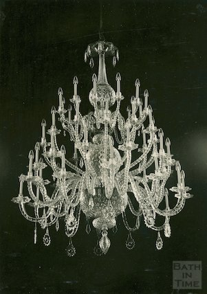 Assembly Rooms - Octagon Chandelier, c.1950s