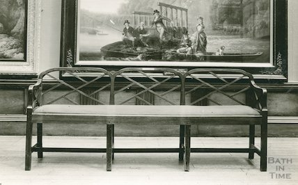 Assembly Rooms - Rout Seat, c.1930s