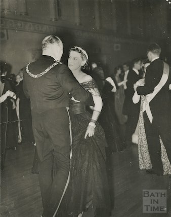 Assembly Rooms Re-opening Ball, 1938