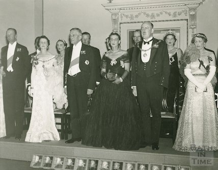 Assembly Rooms Re-opening Ball (The Duchess of Kent), 1938