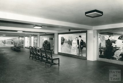 Assembly Rooms, Museum of Costume, Panorama Room, c.1970s
