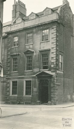 Abbey Street, Corner House, c.1930s