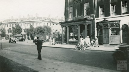 Argyle Street (right 1789), c.1923