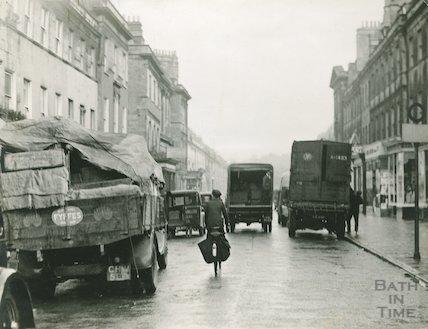 Argyle Street, Bath, c.1930s